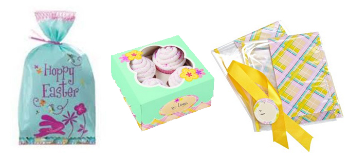 easter baking packaging