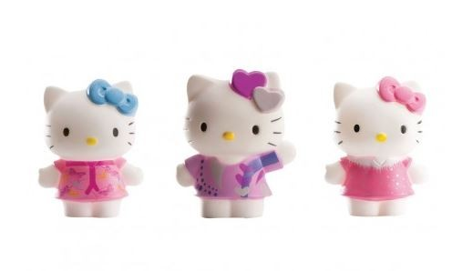 Hello Kitty Cake Topper Figure