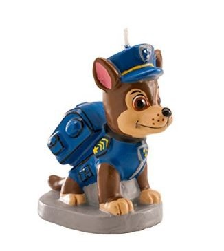 Paw Patrol 3D Cake Candle
