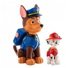Paw Patrol Chase & Marshall Cake Toppers