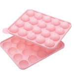 20 Silicon Cake Pop Mould