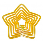 Wilton Star Cookie Cutters