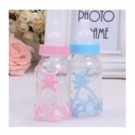 4 Pk Cute Fillable Baby Bottles
