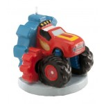 Blaze Monster Machines 3D Candle
