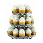 Wilton Damask Treat Stand