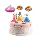 Licensed Disney Princess Cake Decoration Kit