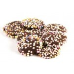 Domed Milk Chocolate Jazzies
