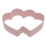 Eddingtons Double Heart Cookie Cutter
