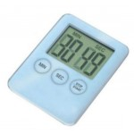Eddingtons Black Magnetic Digital Kitchen Timer