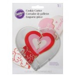 Wilton Friendship 2 Piece Cutter Set