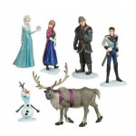 Frozen Cake Toppers Set