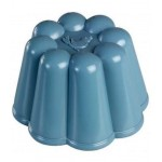 Classic Style Family Size Blue Pantry Jelly, Dessert, Mousse, Pate Mold