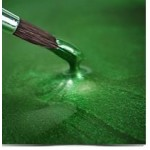 Rainbow Dust Holly Green Metallic Food Paint