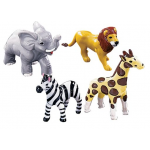 Wilton Jungle Animals Toppers