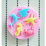 CA Marine Animal Mold