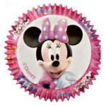 Wilton Minnie Mouse Cupcake Cases