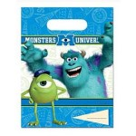 Monster's Inc University Party Bags