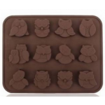 CA 12 Designs Owl Mold
