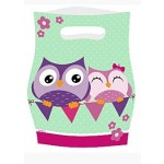 Cute Owls Party Bags