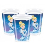 Princess Cinderella Sparkle Cups