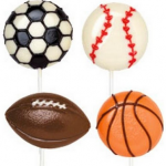 Wilton Sports Lollipop Mold