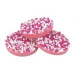 Strawberry Pinks Chocolate Jazzies