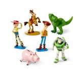 CDC Toy Story 6 Figure Cake Topper Set