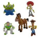 CDC Toy Story Fiqures