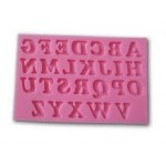 CA Mini Capital Upper Case Alphabet Letters