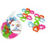 We Can Cook 16 piece cookie cutter set