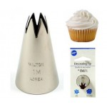 Wilton #1M Star Decorating Icing Tip