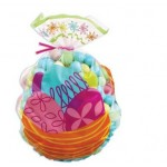 Wilton Easter Basket Shaped Party Bags