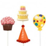 Wilton Party Lollipop Mold