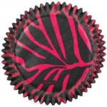 Wilton Pink Zebra Colorcups Cupcake Cases