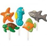 Wilton Sea Creatures Mold